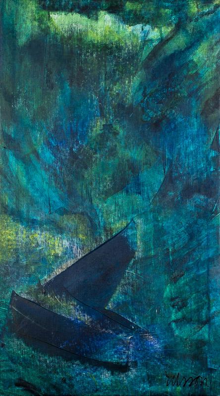 Katarina Nilsson Artwork: Ocean Turmoil