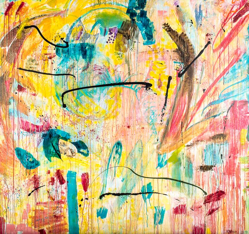 Katarina Nilsson Artwork: Pastel