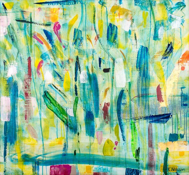 Katarina Nilsson Artwork: Signs of Happy