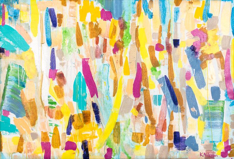 Katarina Nilsson Artwork: Bubbles