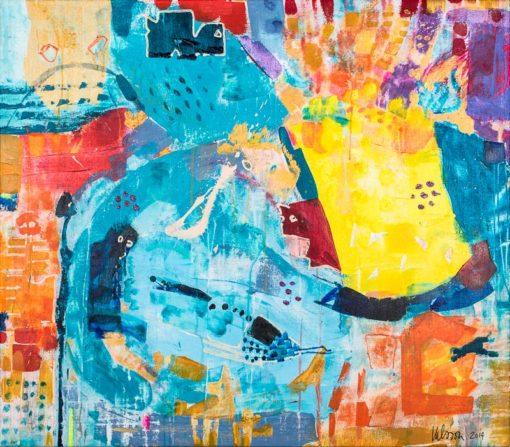 Katarina Nilsson Artwork: Curious