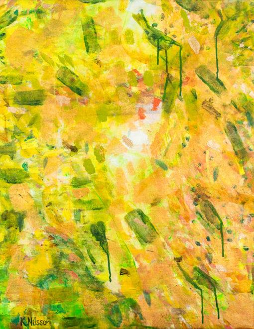Katarina Nilsson Artwork: Spring Light