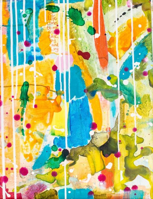Katarina Nilsson Artwork: Come to us