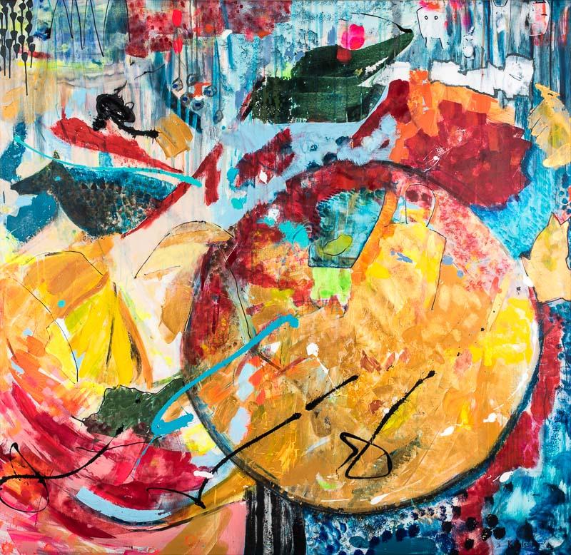 Katarina Nilsson Artwork: Gaiaverse