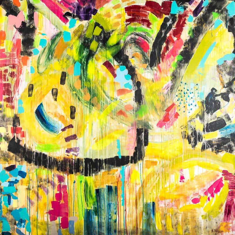Katarina Nilsson Artwork: My way or the Highway