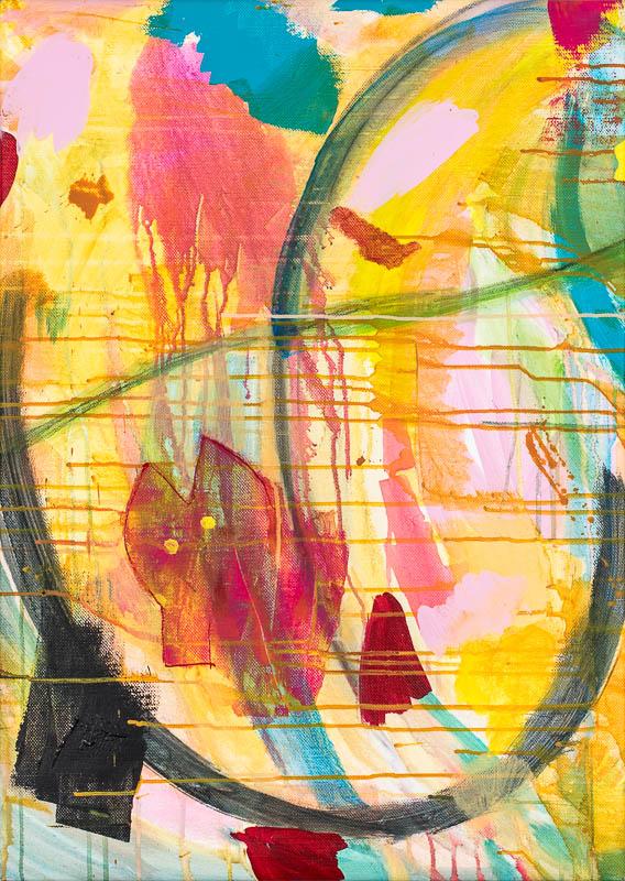 Katarina Nilsson Artwork: Red Life